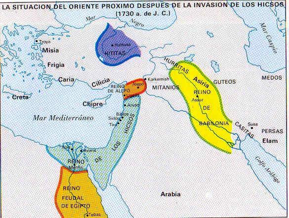 Imperio Medio Trasfondo a