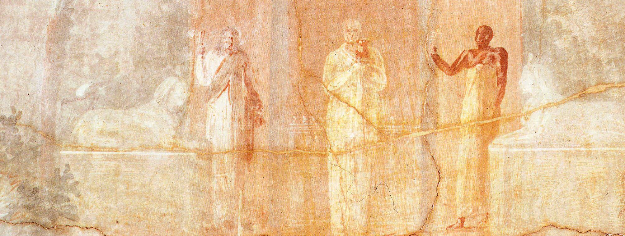 Préstamos egipcios en el Cristianismo
