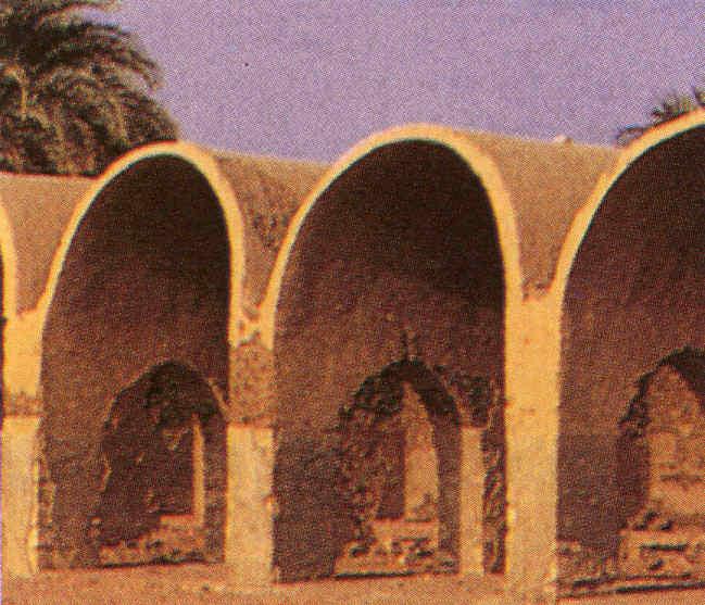 La construcción en el Antiguo Egipto a
