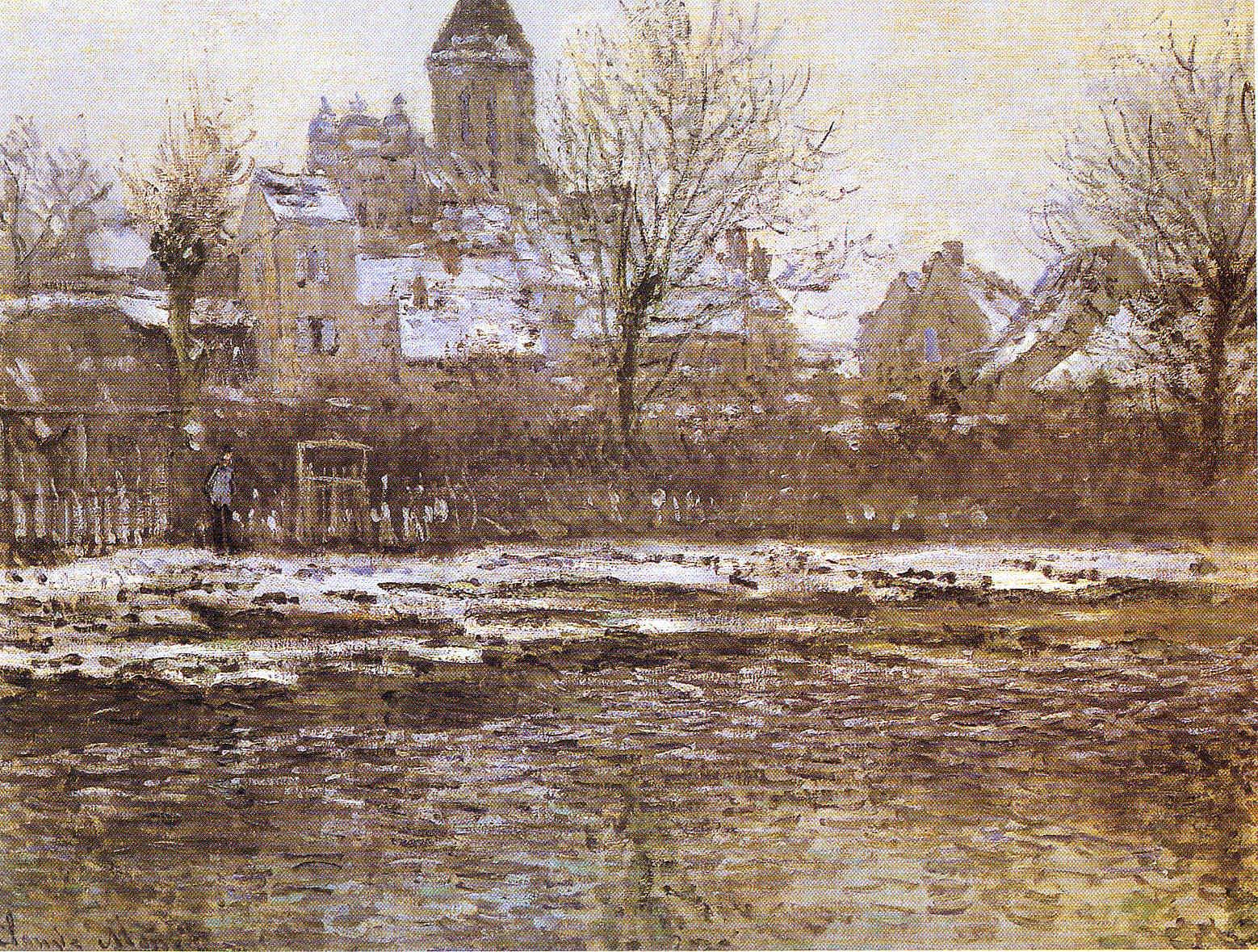 Muere Camille Monet 10 en Vetheuil La Pintura 175