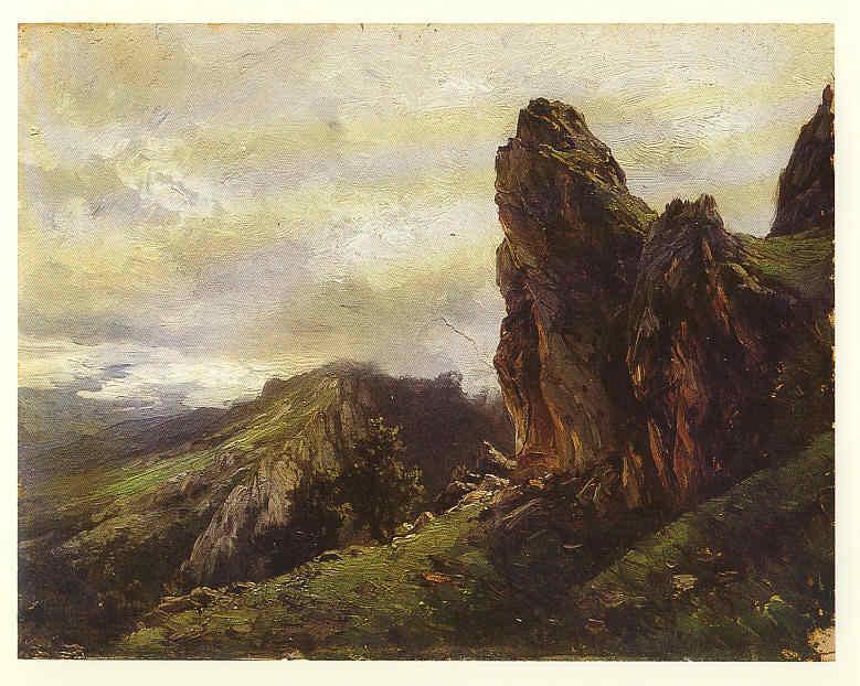 La Pintura 37 Carlos de Haes y 4