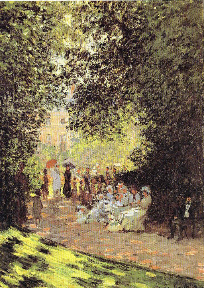 Mudanza de Argenteuil a Vetheuil Monet 9 Pintura 174