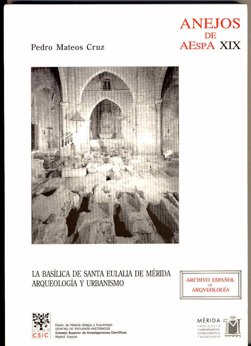 Indicios de mártires anteriores a Nicea 4 Mérida