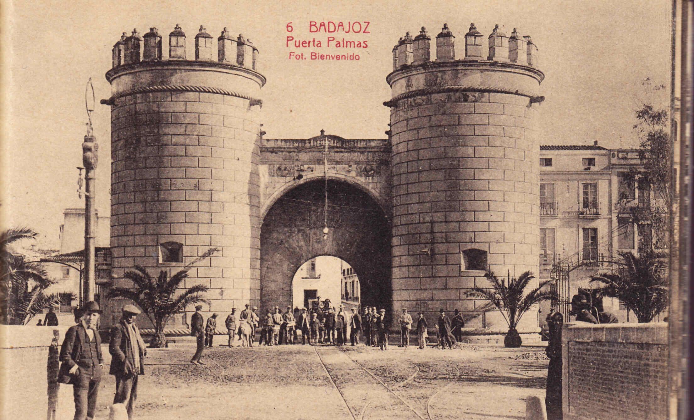 Badajoz a principios del siglo XX por dentro